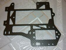 HPI Racing Hara Edition Carbon Upper Deck R40 Top Plate RC Parts