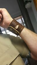 180mm-200mm size wrist strap/cuff leather#147