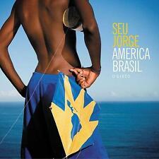 Seu Jorge - America Brasil O Disco UNIVERSAL RECORDS CD 2008 Neu
