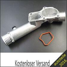 Neu Thermostatgehäuse Kühlerflansch für BMW 5er E39 7er E38 11531740478