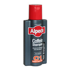 Alpecin COFFEIN Shampoo C1 It stimulates the roots PREVENTS FALL with caffeine