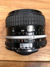 Nikon Nikkor 24mm f/2.8 AI Super Condition, Tested.
