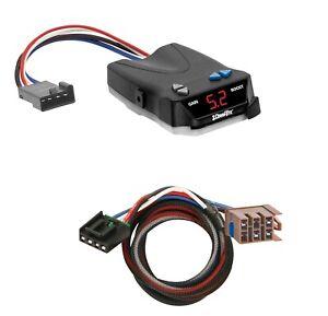 Trailer Brake Control for 03-07 Silverado 1500 3500 03-04 2500 w/ Wiring Adapter