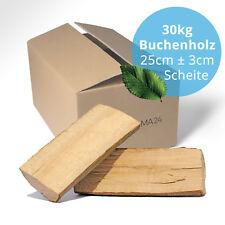 30kg Buchenholz Buche trocken Brennholz ofenfertig Kaminholz Feuerholz Holz