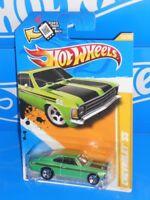 Hot Wheels 2012 New Models #20 Chevrolet SS Green w/ 5SPs