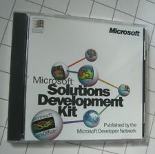 Vintage Microsoft Solutions Development Kit for Windows 95 98