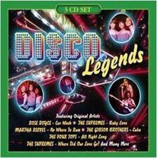 27823 // DISCO LEGEND 4 COMPILATION DISCO  3 CD 51 TITRES NEUF