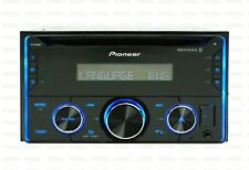 Pioneer FH-S520BT 2 DIN In-Dash CD Stereo Receiver w/ Bluetooth & Smart Sync