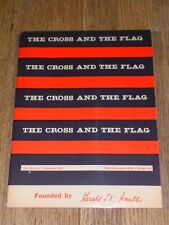 """The Cross and the Flag"" magazine, Dec. 1970, Gerald Smith / White Nationalism"