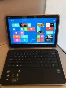 "Dell XPS 12 9Q33 Ultrabook Tablet | i7-4500U | 8GB RAM | 256GB SSD | 12.5"" Touch"