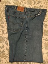 Mens Levis 550 Jeans 38x30 - 100% Cotton