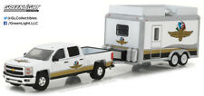 Greenlight 1:64 Hitch & Tow Chevy Silverado and Indy Motor Speedway Gift Shop