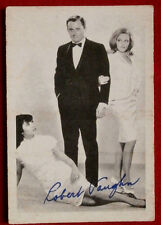 THE MAN FROM UNCLE - Robert Vaughn - Napoleon Solo - A & BC Ltd, Card #50 - 1965