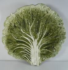 Fitz and Floyd Vista Bella Leaf Plate New
