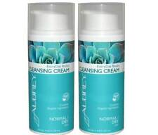 Aubrey Organics - Every Day Basics Cleansing Cream, 3.4 fl oz- 2 Packs