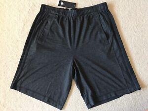 Adidas Men Sport Shorts Charcoal New (L)