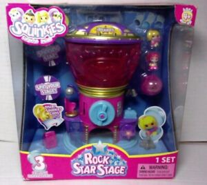 Squinkies Rock Star Stage