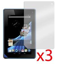 "Hellfire Trading 3x Acer Iconia Tab B1 / B1-A71 7"" LCD Screen Protector & Cloth"