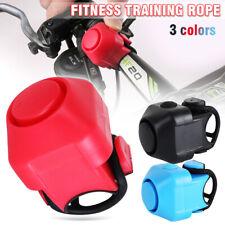 Mountain Bike Electric Horn Cycling Electronic Loud Handlebar Ring Battery Alarm