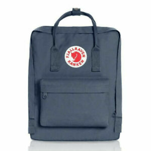 Neu Fjällräven Kanken Rucksack Schule Freizeit Backpack Tagesrucksäck 7L/16L/20L