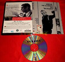 BULLITT (Steve McQueen) - Dvd SNAPPER SIAE Rosa - USATO - ET