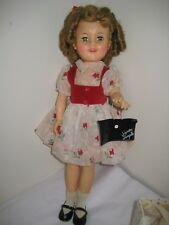 1958 Sears Ideal Shirley Temple doll