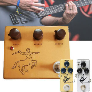 NEW Golden Klon Effect Pedals Over Drive Metal Shell Pedals For Electric Guitar