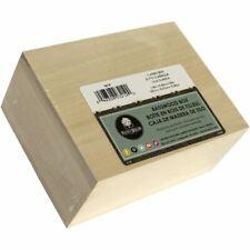 "Basswood Hinged Classic Box-3""X6.5""X5&# 034; -3219"