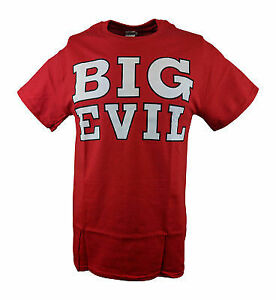 Undertaker Big Evil Fighting Is Lifestyle Mens Red T-shirt