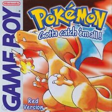 Nintendo GameBoy Spiel - Pokemon Rote Edition / Red Version ENGLISCH Modul