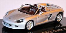 PORSCHE CARRERA GT 2003-06 TYPE 980 Argent argent métallique 1:43 bosiny