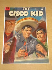 CISCO KID #15 VF (8.0) DELL COMICS JUNE 1953