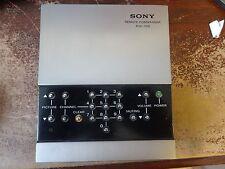 New listing Sony Rm-705 Remote Commander Genuine Oem