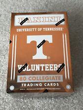 2016 Panini University Of Tennessee Basketball Football BAseball Manning Cards