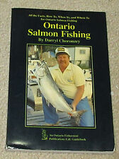 Ontario Salmon Fishing: All the Facts, How to, When to, and Where to for Ontario
