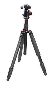 "65"" 1288+QE-IT Aluminum Panoramic Head Tripod w/ Quick Release Mount for Cameras"