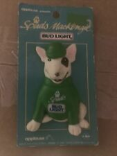 1987 Spuds Mackenzie Bud Light Pin New On Card