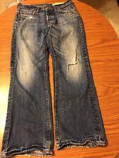 Hollister Hidden Button Front Jeans 30 X 30