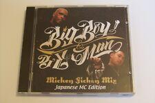 BIG BOY & DJ E-MAN - MICKEY FICKEY MIX CD 2006 (JAPANESE MC EDT) Ice Cube Xzibit