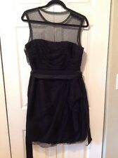 WHITE BY VERA WANG FORMAL DRESS SIZE 12