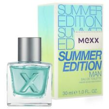 f35089d6c525 MEXX SUMMER EDITION MAN Eau De Toilette Spray 1.0 Oz   30 ml BRAND NEW IN