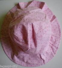 Sommerhut für Mädchen von Klitzeklein rosa Gr.2 (50 cm)