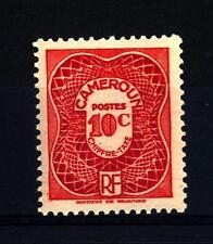 CAMEROUN - CAMERUN - 1947 - Segnatasse