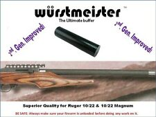 CUSTOM BUFFER FOR RUGER 10/22 & 10/22 MAGNUM - NEW 2nd. GEN. !