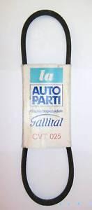 FIAT 128 RALLY/ CINGHIA ALTERNATORE/ GENERATOR BELT