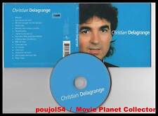"CHRISTIAN DELAGRANGE ""16 Titres"" (CD Digipack) 1999"