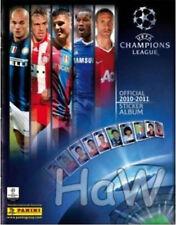 Panini -  Champions League 2010/2011 30 Sticker aus fast allen