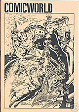 ComicWorld n°21, 1988 NEUF