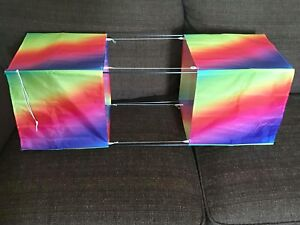RAINBOW BOX KITES