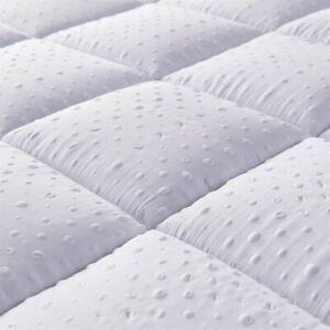 Mattress Thickness 5 cm 100%POLYESTER  MICROFIBER 2PLY 600GSM Filling ALL SIZES